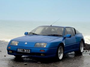 1990 Renault Alpine GTA V6 Turbo Le Mans