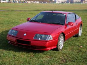 Alpine A310 V6 GTA Turbo Mille Miles 1991 года