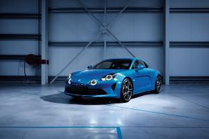 Alpine A110 Premiere Edition 2017 года