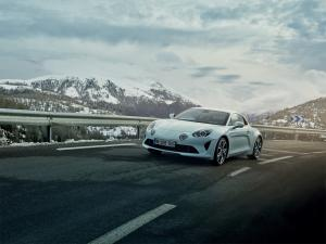 Alpine A110 Pure 2018 года