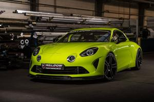 2018 Alpine A110 by Waldow Performance