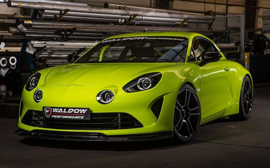 Alpine A110 by Waldow Performance '2018