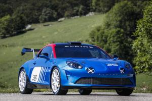 2019 Alpine A110 Rally