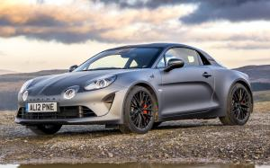 Alpine A110S (UK) '2019