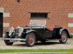 Alvis Speed 20 Tourer by Vanden Plas 1934 года