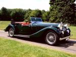 Alvis Speed 20 SC Cross & Ellis Tourer 1935 года