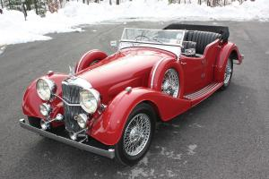 1939 Alvis Speed 25 Tourer by Cross & Ellis