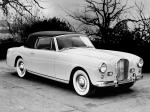 Alvis TC 108G Drophead Coupe by Graber 1958 года