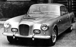 Alvis TD21 Coupe by Graber '1958