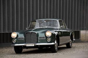 Alvis TD21 Coupe Special by Graber 1961 года