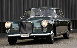 1961 Alvis TD21 Coupe Special by Graber