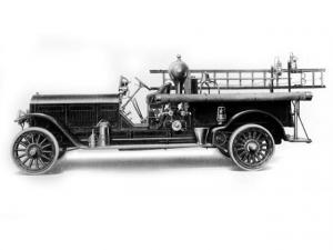 American LaFrance Type 15 1913 года