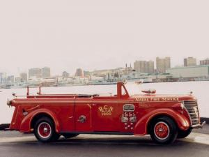 American LaFrance 600 Series 1941 года