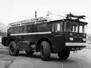 1963 American LaFrance Airport Chief