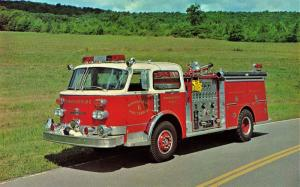 American LaFrance Century Fire Engine