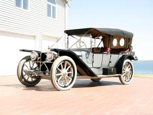 1914 American Model 644 Touring