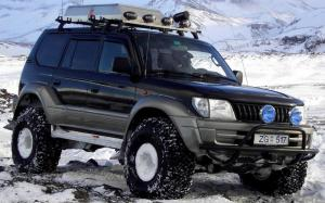 Arctic Trucks Toyota Land Cruiser Prado AT44 (J95W) '1996 - 2002