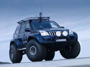 2004 Arctic Trucks Toyota Land Cruiser Prado AT44