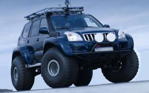 Arctic Trucks Toyota Land Cruiser Prado AT44 (KDJ120W) '2004 - 09