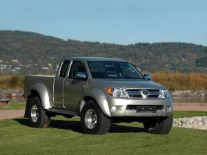 2005 Arctic Trucks Toyota Hilux Xtra Cab AT35