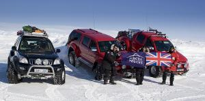 Arctic Trucks Toyota Land Cruiser Prado AT38 Polar Special Expedition (KDJ120W) '2007