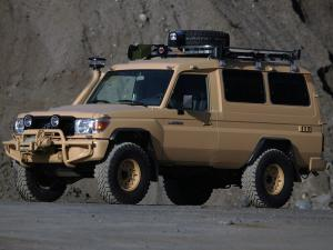2007 Arctic Trucks Toyota Land Cruiser Troop Carrier Medevac