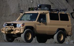 Arctic Trucks Toyota Land Cruiser Troop Carrier Medevac (J78) '2007