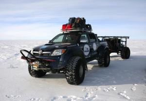 Arctic Trucks Toyota Hilux AT44 TAC 2009 года