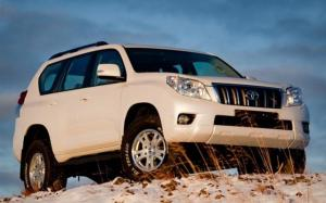 Arctic Trucks Toyota Land Cruiser Prado AT33 (J150) '2009 - 13