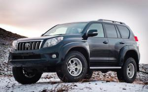 Arctic Trucks Toyota Land Cruiser Prado AT35 (150) '2009 - 13