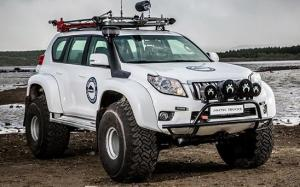 Arctic Trucks Toyota Land Cruiser Prado AT44 (KDJ150W) '2009 - 13