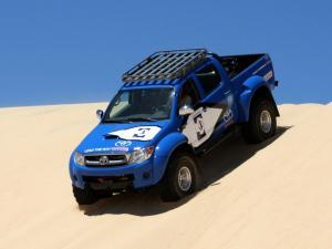 Arctic Trucks Toyota Hilux AT38 2010 года