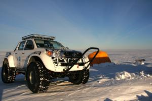 2010 Arctic Trucks Toyota Hilux AT44 South Pole Expedition