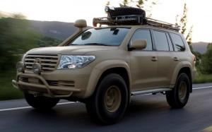 Arctic Trucks Toyota Land Cruiser 200 High Mobility 2010 года