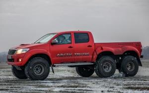 Arctic Trucks Toyota Hilux AT38 6x6 2011 года