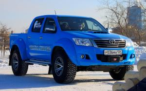 Arctic Trucks Toyota Hilux Double Cab AT35 2011 года