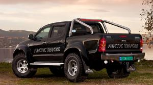 Arctic Trucks Toyota Hilux Double Cab AT37 2011 года