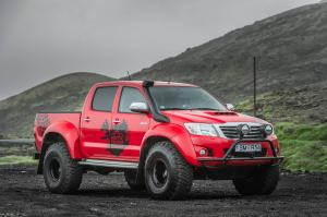 2011 Arctic Trucks Toyota Hilux Double Cab AT38