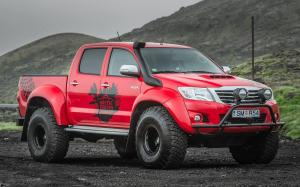 Arctic Trucks Toyota Hilux Double Cab AT38 2011 года