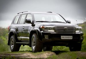 Arctic Trucks Toyota Land Cruiser AT35 2011 года