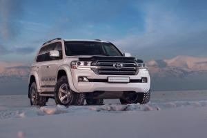 2015 Arctic Trucks Toyota Land Cruiser AT35