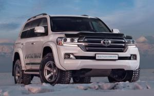 Arctic Trucks Toyota Land Cruiser AT35 2015 года