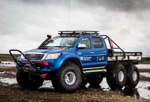 2016 Arctic Trucks Toyota Hilux AT44 Magic-DML Expedition 6x6