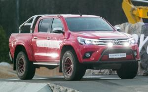 Arctic Trucks Toyota Hilux NG AT35 2016 года