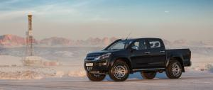 2017 Arctic Trucks Isuzu D-Max AT35 Double Cab