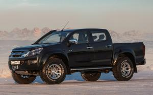Arctic Trucks Isuzu D-Max AT35 Double Cab 2017 года (RU)