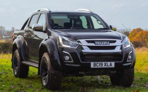 Arctic Trucks Isuzu D-Max AT35 Double Cab 2017 года (UK)