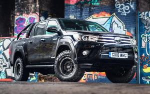 Arctic Trucks Toyota Hilux Invincible 50 Double Cab (UK) '2018
