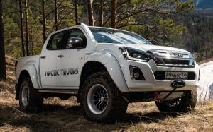 Arctic Trucks Isuzu D-Max AT35 Double Cab 2019 года (RU)