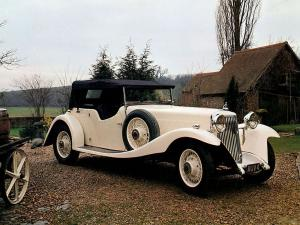 Armstrong Siddeley Special 4-Seater Tourer